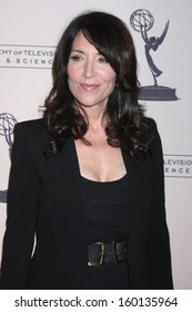 """LOS ANGELES - OCT 25:  Katey Sagal at the An Evening with """"Sons of Anarchy"""" at Leonard H. Goldenson Theater at the Television Academy on October 25, 2013 in North Hollywood, CA"""