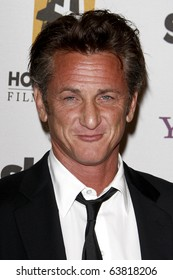 LOS ANGELES - OCT 25:  Sean Penn arrives at the 14th Annual Hollywood Awards Gala at Beverly Hilton Hotel on October 25, 2010 in Beverly Hills, CA