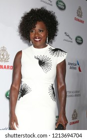 LOS ANGELES - OCT 26:  Viola Davis at the 2018 British Academy Britannia Awards at the Beverly Hilton Hotel on October 26, 2018 in Beverly Hills, CA