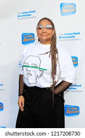 LOS ANGELES - OCT 28:  Raven Symone at the 2018 Looking Ahead Awards at the Taglyan Cultural Complex on October 28, 2018 in Los Angeles, CA