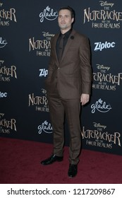 """LOS ANGELES - OCT 29:  Brett Dalton at """"The Nutcracker And The Four Realms"""" Premiere at the Dolby Ballroom on October 29, 2018 in Los Angeles, CA"""