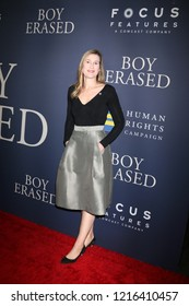 """LOS ANGELES - OCT 29:  Olivia Alair Dalton at the """"Boy Erased"""" Premiere at the Directors Guild of America Theater on October 29, 2018 in Los Angeles, CA"""