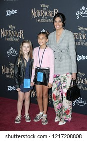 """LOS ANGELES - OCT 29:  Rachel Roy at """"The Nutcracker And The Four Realms"""" Premiere at the Dolby Ballroom on October 29, 2018 in Los Angeles, CA"""