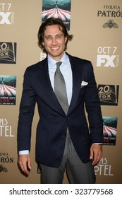 "LOS ANGELES - OCT 3:  Brad Falchuk at the ""American Horror Story: Hotel"" Premiere Screening at the Regal 14 Theaters on October 3, 2015 in Los Angeles, CA"
