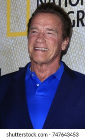 """LOS ANGELES - OCT 30:  Arnold Schwarzenegger at the """"The Long Road Home"""" Premiere Screening at the Royce Hall, UCLA,  on October 30, 2017 in Westwood, CA"""