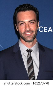 LOS ANGELES - OCT 30:  Reid Scott at the Oceana's Partners Awards Gala 2013 at Beverly Wilshire Hotel on October 30, 2013 in Beverly Hills, CA