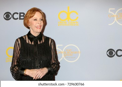 LOS ANGELES - OCT 4:  Carol Burnett at the Carol Burnett 50th Anniversary Special Arrivals at the CBS Television City on October 4, 2017 in Los Angeles, CA