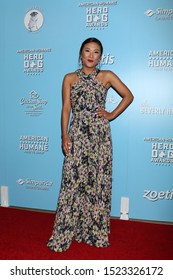 LOS ANGELES - OCT 5:  Ally Maki at the 9th Annual American Humane Hero Dog Awards at the Beverly Hilton Hotel on October 5, 2019 in Beverly Hills, CA