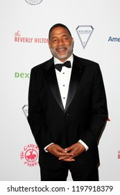 LOS ANGELES - OCT 6:  Norm Nixon at the 2018 Carousel Of Hope Ball at the Beverly Hilton Hotel on October 6, 2018 in Beverly Hills, CA