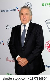 LOS ANGELES - OCT 6:  Robert De Niro at the 2018 Carousel Of Hope Ball at the Beverly Hilton Hotel on October 6, 2018 in Beverly Hills, CA
