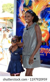 """LOS ANGELES - OCT 7:  Adina Porter at the """"Goosebumps 2: Haunted Halloween"""" Special Screening  at the Sony Pictures Studios on October 7, 2018 in Culver City, CA"""