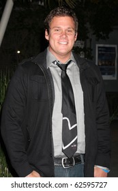 """LOS ANGELES - OCT 7:  Bob Guiney arrives at the """"THE WORLD GOES 'ROUND"""" Play  at Renberg Theatre.Theatre on October 7, 2010 in Los Angeles, CA"""