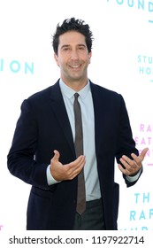 LOS ANGELES - OCT 7:  David Schwimmer at the Rape Foundation Annual Brunch at the Private Residence on October 7, 2018 in Beverly Hills, CA