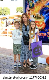 """LOS ANGELES - OCT 7:  Jillian Barberie at the """"Goosebumps 2: Haunted Halloween"""" Special Screening  at the Sony Pictures Studios on October 7, 2018 in Culver City, CA"""