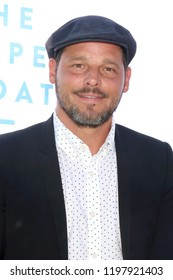 LOS ANGELES - OCT 7:  Justin Chambers at the Rape Foundation Annual Brunch at the Private Residence on October 7, 2018 in Beverly Hills, CA