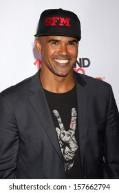 LOS ANGELES - OCT 8:  Shemar Moore at the CBS Daytime After Dark Event at Comedy Store on October 8, 2013 in West Hollywood, CA