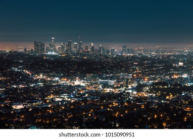 Los Angeles panoramic photo