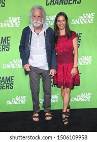 LOS ANGELES - SEP 04:  Bob Weir and Natascha Munter arrives for 'The Game Changers' Los Angeles Premiere on September 04, 2019 in Hollywood, CA