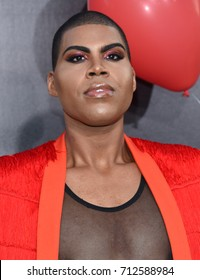 LOS ANGELES - SEP 05:  EJ Johnson arrives for the 'IT' World Premiere on September 5, 2017 in Hollywood, CA