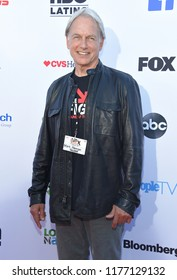 LOS ANGELES - SEP 07:  Mark Harmon arrives to the Stand Up To Cancer 2018  on September 7, 2018 in Santa Monica, CA