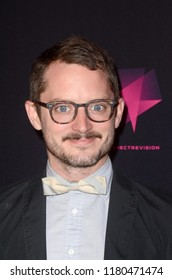 "LOS ANGELES - SEP 11:  Elijah Wood at the ""Mandy"" Los Angeles Special Screening at the Egyptian Theater on September 11, 2018 in Los Angeles, CA"