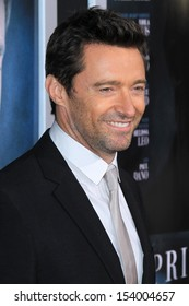 """LOS ANGELES - SEP 12:  Hugh Jackman at the """"Prisoners"""" World Premiere at Academy of Motion Picture Arts and Sciences on September 12, 2013 in Beverly Hills, CA"""
