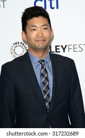 LOS ANGELES - SEP 12:  Phil Yu at the PaleyFest 2015 Fall TV Preview - ABC at the Paley Center For Media on September 12, 2015 in Beverly Hills, CA
