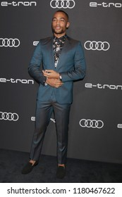 LOS ANGELES - SEP 13:  Kendrick Samson at the Audi Pre-Emmy Party at the La Peer Hotel on September 13, 2018 in West Hollywood, CA