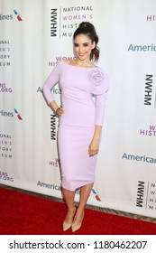 LOS ANGELES - SEP 15:  Edy Ganem at the Women Making History Awards 2018 at the Beverly Hilton Hotel on September 15, 2018 in Beverly Hills, CA