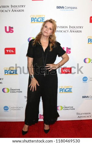 f8528929b4d LOS ANGELES - SEP 15: Leah Thompson at the 2018 Television Industry  Advocacy Awards at