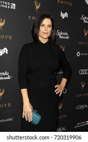 LOS ANGELES - SEP 15:  Neve Campbell at the 69th Primetime Emmy Awards Performers Nominee Reception at the Wallis Annenberg Center for the Performing Arts on September 15, 2017 in Beverly Hills, CA