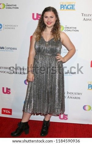 85340305b30 LOS ANGELES - SEP 15: Sawyer Garrity at the 2018 Television Industry  Advocacy Awards at