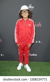 "LOS ANGELES - SEP 17:  Ethan William Childress at the POPSUGAR X ABC ""Embrace Your Ish"" Event at the Goya Studios on September 17, 2019 in Los Angeles, CA"