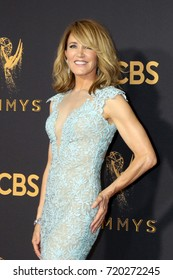 LOS ANGELES - SEP 17:  Felicity Huffman at the 69th Primetime Emmy Awards - Arrivals at the Microsoft Theater on September 17, 2017 in Los Angeles, CA