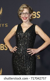 LOS ANGELES - SEP 17:  Jackie Hoffman at the 69th Primetime Emmy Awards - Arrivals at the Microsoft Theater on September 17, 2017 in Los Angeles, CA