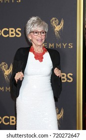 LOS ANGELES - SEP 17:  Rita Moreno at the 69th Primetime Emmy Awards - Arrivals at the Microsoft Theater on September 17, 2017 in Los Angeles, CA