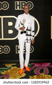 LOS ANGELES - SEP 17:  RuPaul Andre Charles at the HBO Emmy After Party - 2018 at the Pacific Design Center on September 17, 2018 in West Hollywood, CA