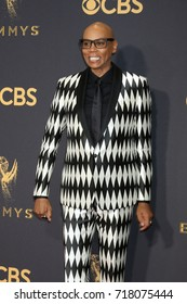 LOS ANGELES - SEP 17:  RuPaul Andre Charles at the 69th Primetime Emmy Awards - Arrivals at the Microsoft Theater on September 17, 2017 in Los Angeles, CA