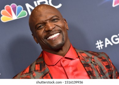 LOS ANGELES - SEP 17:  Terry Crews arrives for 'America's Got Talent' Finals on September 17, 2019 in Hollywood, CA