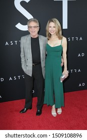 """LOS ANGELES - SEP 18:   Frankie Valli, Jackie Jacobs at the """"Ad Astra"""" LA Premiere at the Arclight Hollywood on September 18, 2019 in Los Angeles, CA"""