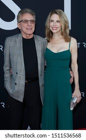 LOS ANGELES - SEP 18:  Frankie Valli, Jacqueline Jacobs at the Ad Astra Premiere at the ArcLight Theater on September 18, 2019 in Los Angeles, CA
