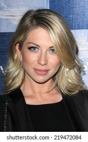 LOS ANGELES - SEP 18:  Stassi Schroeder at the People Stylewatch Hosts Hollywood Denim Party at The Line on September 18, 2014 in Los Angeles, CA