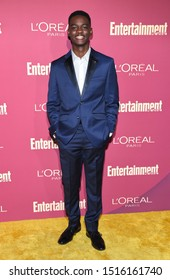 LOS ANGELES - SEP 20:  Ethan Herisse arrives for the Entertainment Weekly Pre Emmy Party on September 20, 2019 in West Hollywood, CA