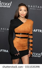 LOS ANGELES - SEP 20:  Jeannie Mai at the Hollywood Reporter & SAG-AFTRA 3rd Annual Emmy Nominees Night  at the Avra Beverly Hills on September 20, 2019 in Beverly Hills, CA