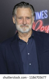 "LOS ANGELES - SEP 22:  Bill Pullman at the ""Bad Times at the El Royale"" Global Premiere at the TCL Chinese Theater IMAX on September 22, 2018 in Los Angeles, CA"