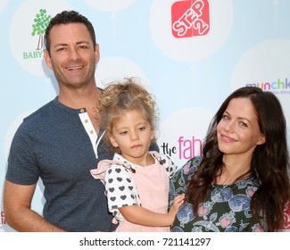 LOS ANGELES - SEP 23:  Sean McEwen, Phoenix Sursok-McEwan, Tammin Sursok at the 6th Annual Red CARpet Safety Awareness Event at the Sony Pictures Studio on September 23, 2017 in Culver City, CA