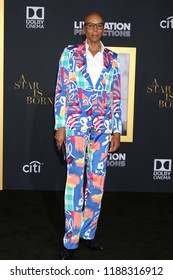 """LOS ANGELES - SEP 24:  RuPaul Andre Charles at the """"A Star is Born"""" LA Premiere at the Shrine Auditorium on September 24, 2018 in Los Angeles, CA"""