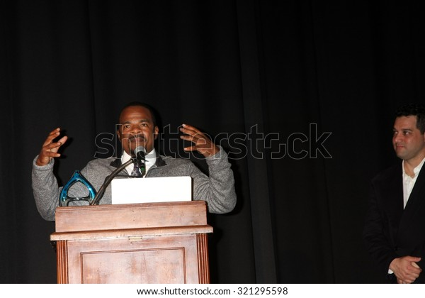 LOS ANGELES - SEP 25:  F. Gary Gray, Ron Truppa at the Catalina Film Festival Friday Evening Gala at the Avalon Theater on September 25, 2015 in Avalon, CA