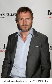 """LOS ANGELES - SEP 26:  Liam Neeson at the """"Mark Felt: The Man Who Brought Down The White House"""" Premiere at the Writers Guild Theater on September 26, 2017 in Beverly Hills, CA"""
