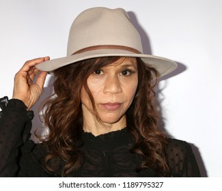 LOS ANGELES - SEP 26:  Rosie Perez at the Catalina Film Festival - Opening Night at the Art Theater on September 26, 2018 in Long Beach, CA